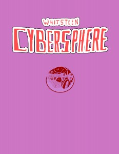 Cybersphere issue 1 cover for girls
