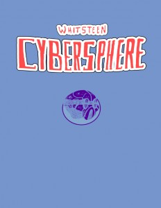 cyberspere issue 1 cover for boys