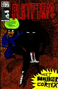platform issue 3 cover