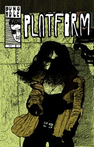 platform issue 4 cover