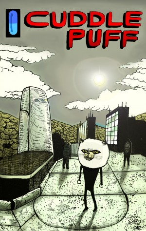 Cuddle Puff: 285 Page Graphic Novel