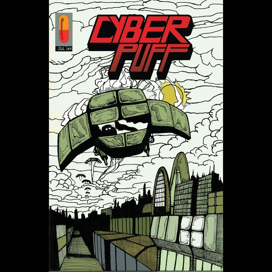 CYBER PUFF #3