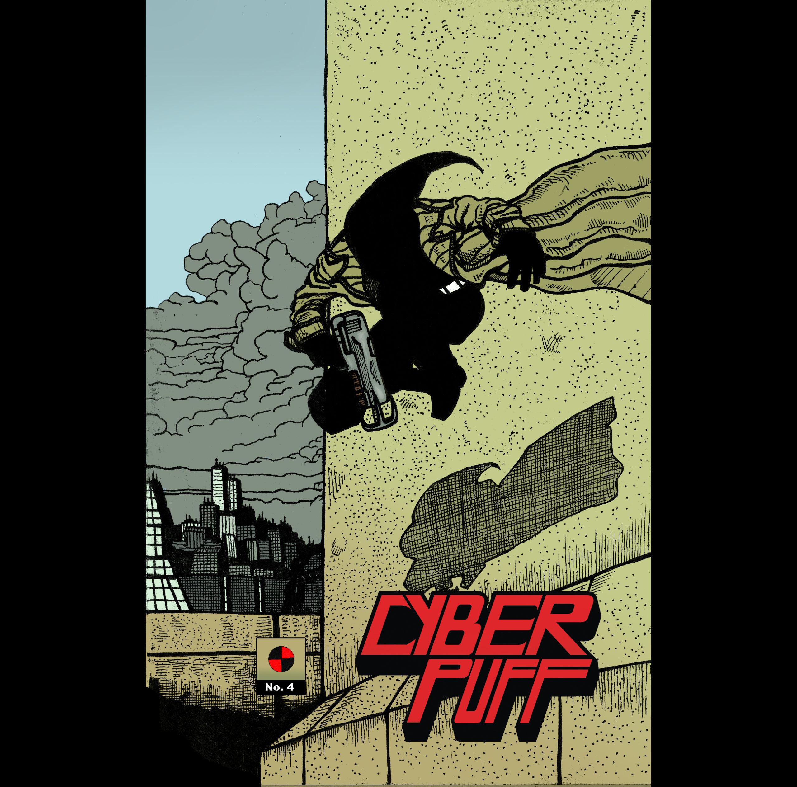 CYBER PUFF #4