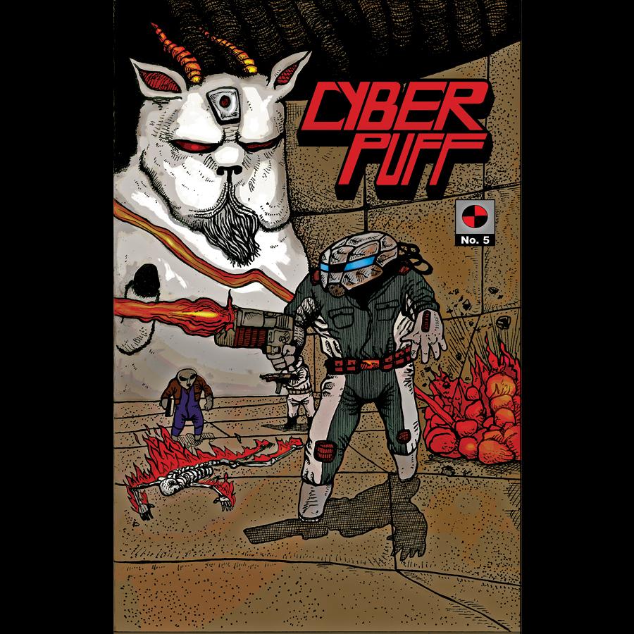 CYBER PUFF #5