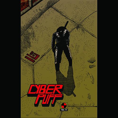 CYBER PUFF #6