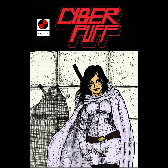 CYBER PUFF #7