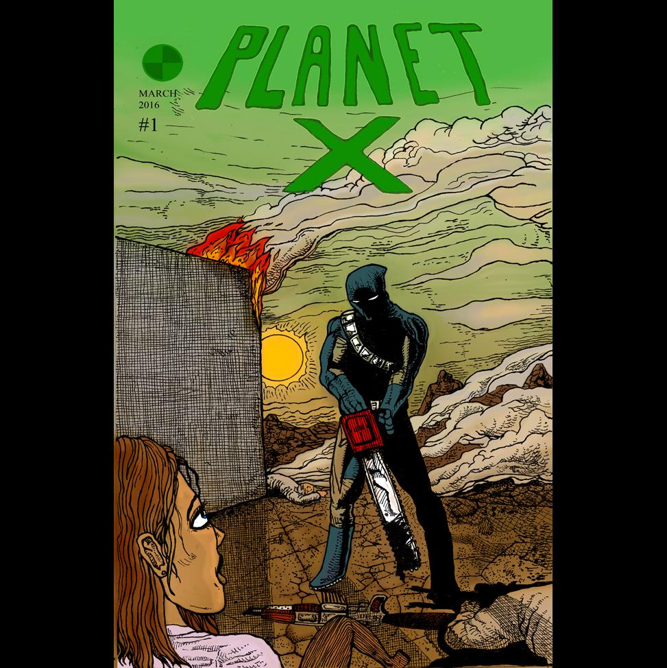 PLANET X #1