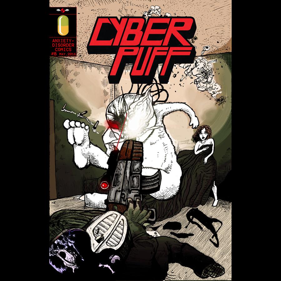 CYBER PUFF #8